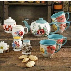 Pioneer women tea set